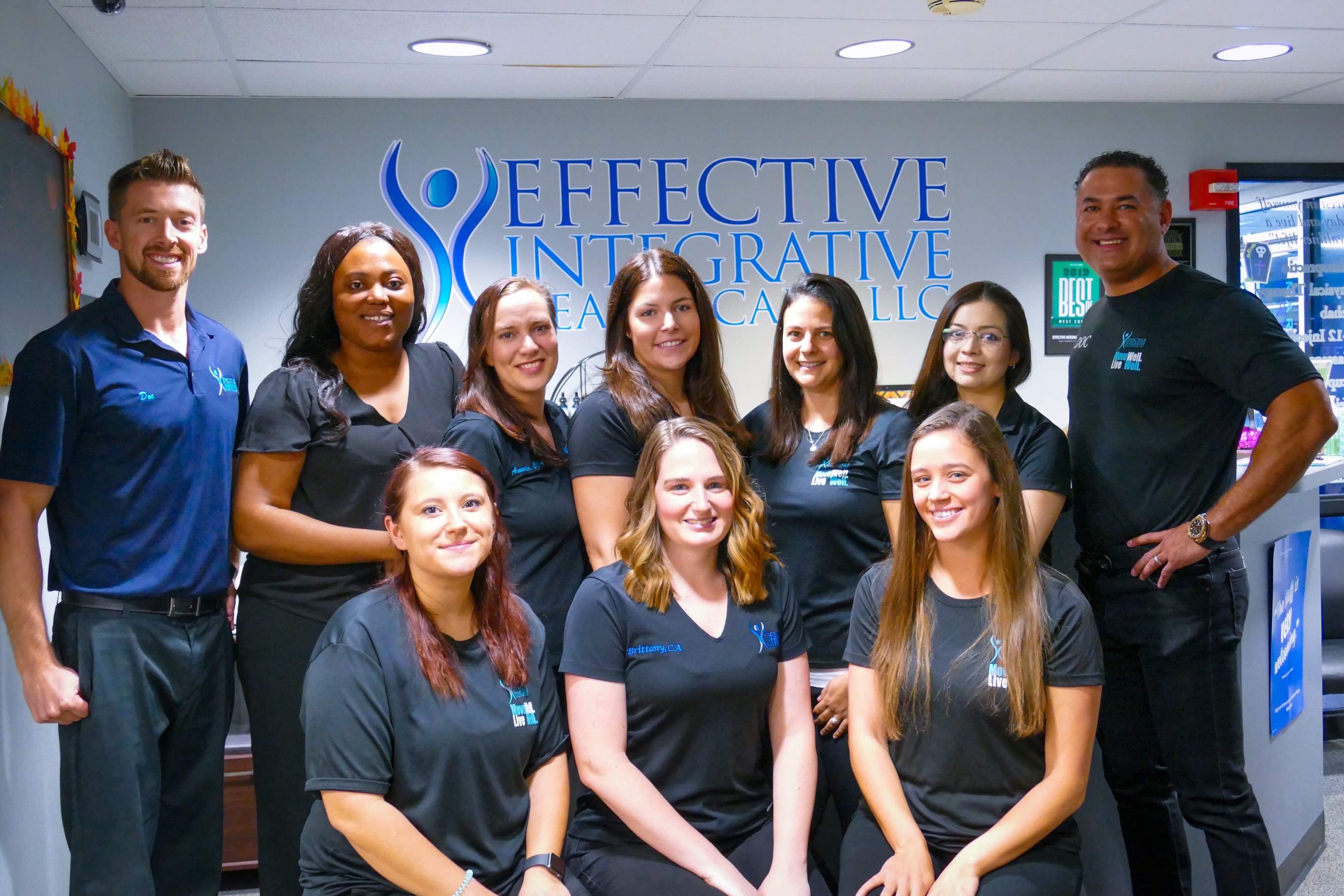Staff Members of Effective Integrative Healthcare