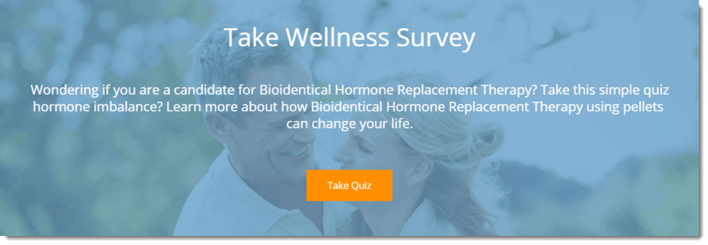 Take wellness survey with Effective Integrative Healthcare
