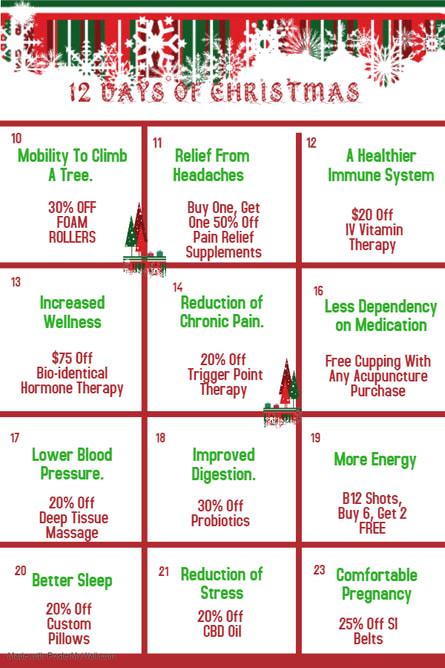 12 Days of Christmas with EIH