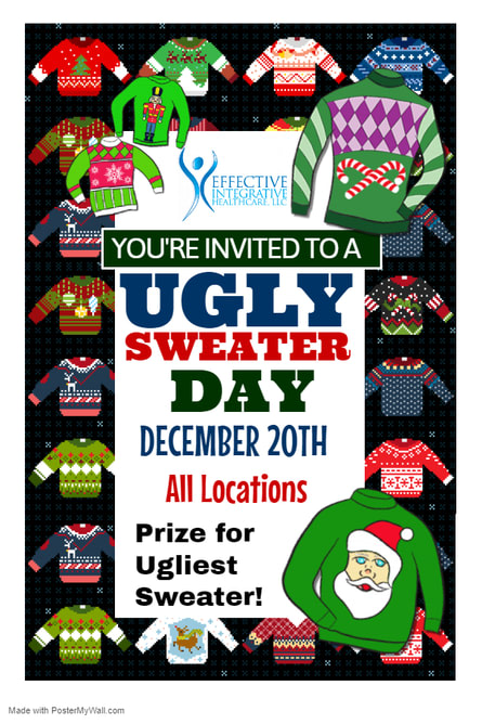 Ugly Sweater Day Event