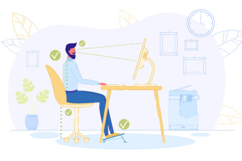 Proper Desk Posture