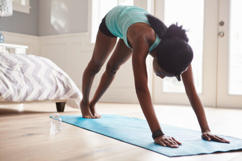 Reducing Back Pain with Yoga
